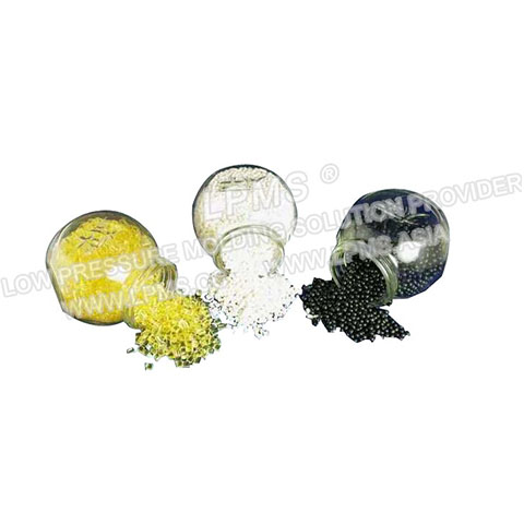 Automotive low pressure molding resin