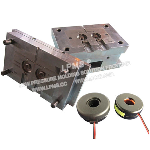 Different kinds of coil  coil Low Pressure Molding Moldsets