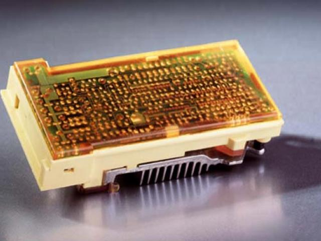 Overmoulded PCB